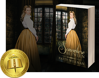 Patty's latest release: Somewhere Between