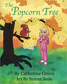 The Popcorn tree by Catherine Green